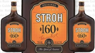 Stroh 80 Spirit of Austria Rum Review by the fat rum pirate
