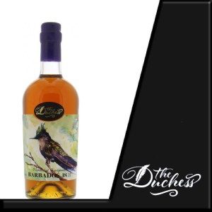 The Duchess Barbados Distilled at Foursquare Aged 18 Years rum review by the fat rum pirate