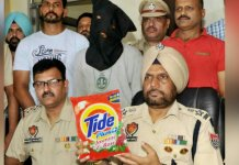 Two Kgs of Detergent Seized from BJP Worker's Home, Investigation Underway