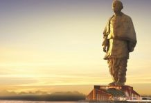 Sardar Patel's Statue Is Growing By Itself - Claim Geo-Scientists