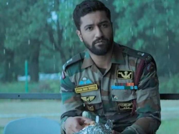 'Uri: The Surgical Strike' Weekend Collection 15.2 Crore Votes