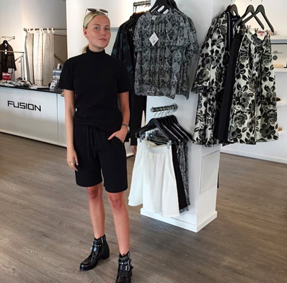 Fashion Buyer Louise Lysholm from FUSION