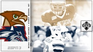 FCS Playoffs 1st Round: Lehigh at #9 Stony Brook