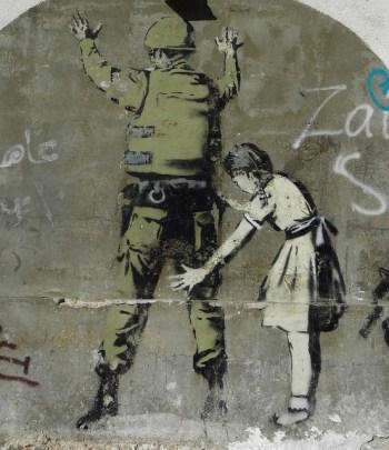 Banksy Bethlehem