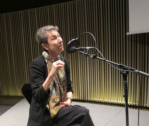 Silvia Federici in Barcelona, 2012