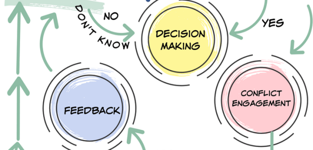 Flow, Decision-Making, and Conflict