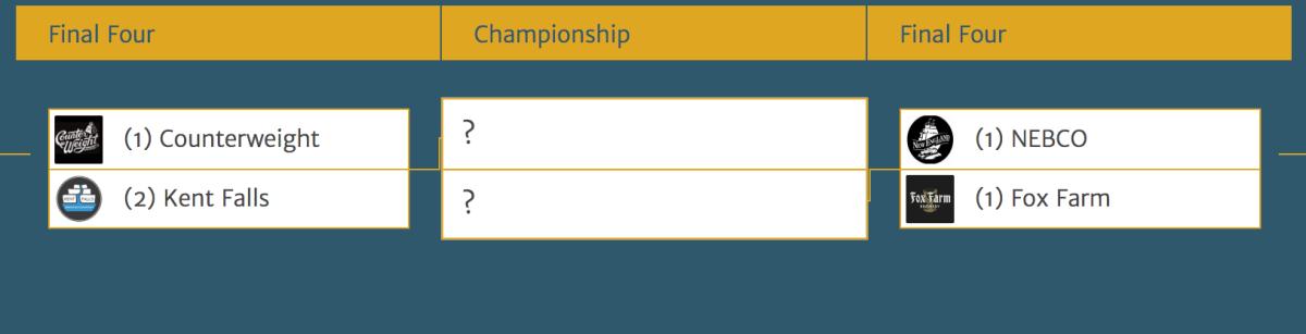 Semifinals better