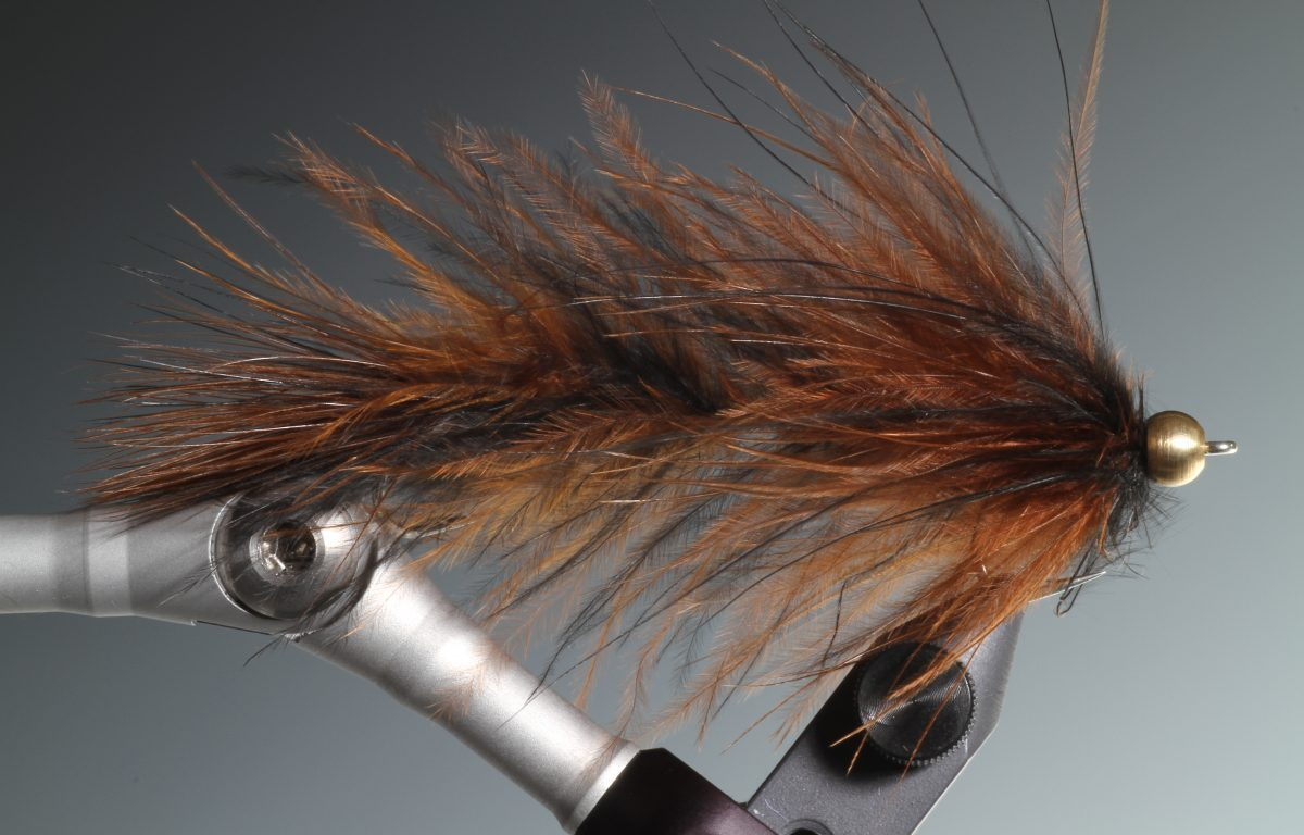 rag worm fly streamer