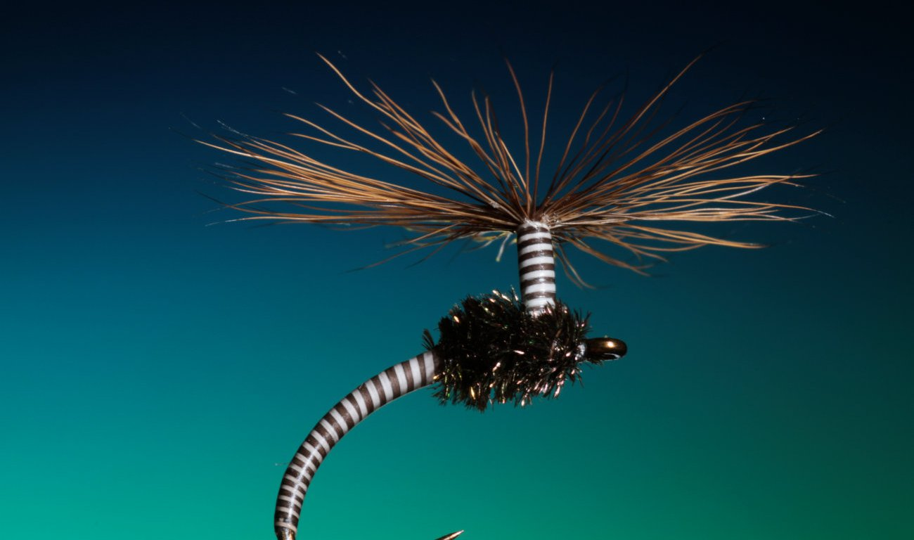 Deer Hair Immerger tied by Barry Ord Clarke