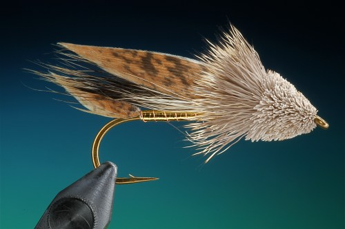 Muddler Minnow,  tied by Barry Ord Clarke