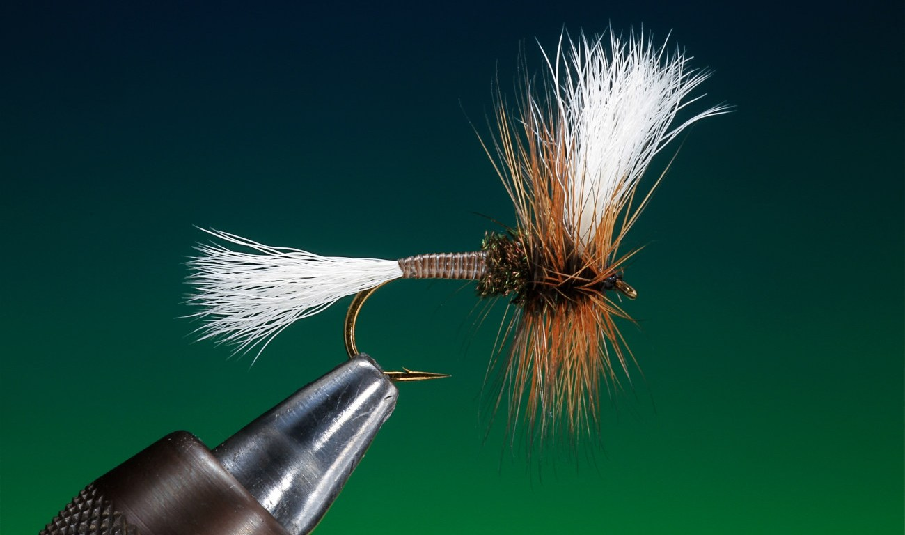 H&L Variant fly tied by Barry Ord Clarke