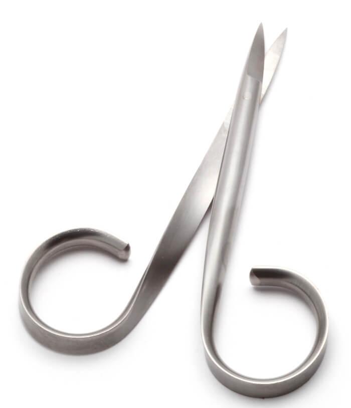 Tying Scissors fly tying kit by Barry Ord Clarke