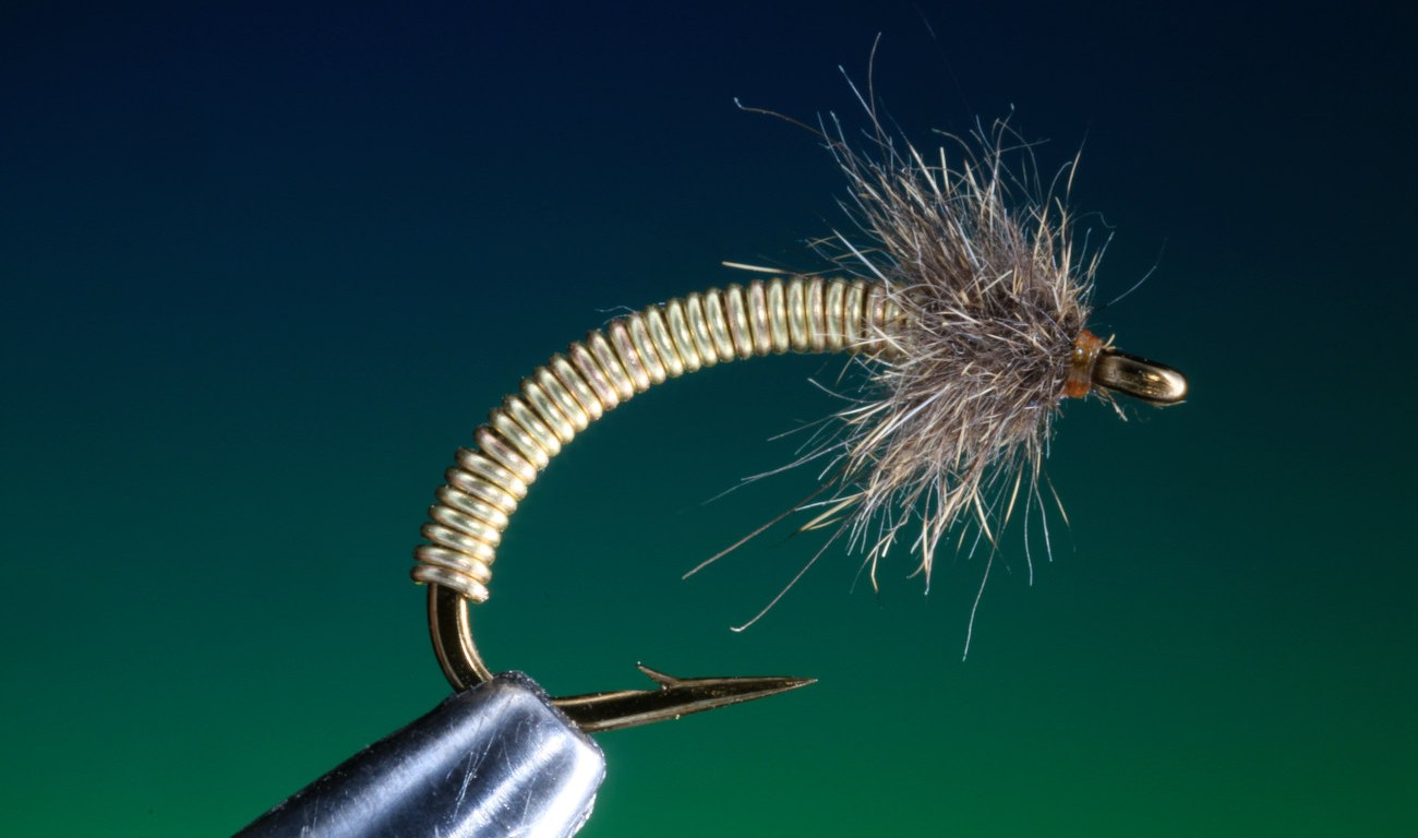 Brassie fly tied by Barry Ord Clarke