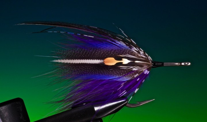 fly tying Imperial Tarpon streamer