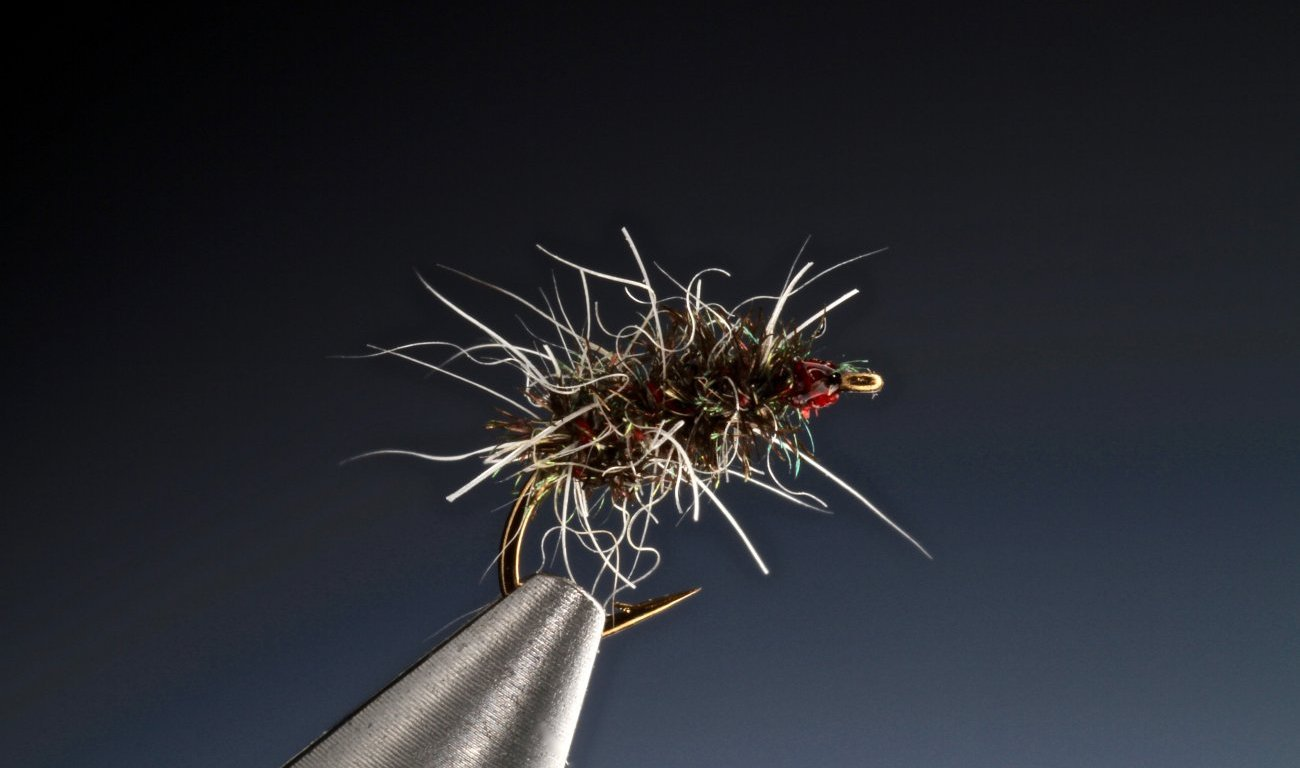 Matt's Gnat a Griffith's pattern tied by Barry Ord Clarke