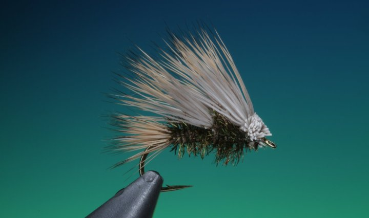 fly tying Double super bug