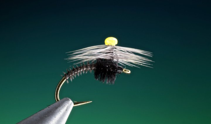 fly tying perfect hatching midge