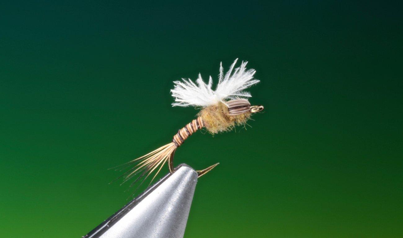 fly tying Deer Hair Midge
