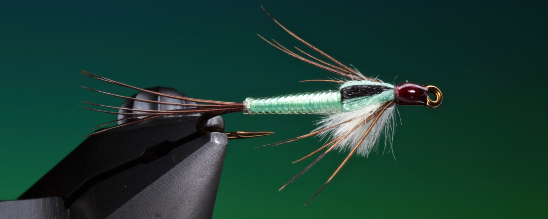 Ultra Lace Mayfly nymph