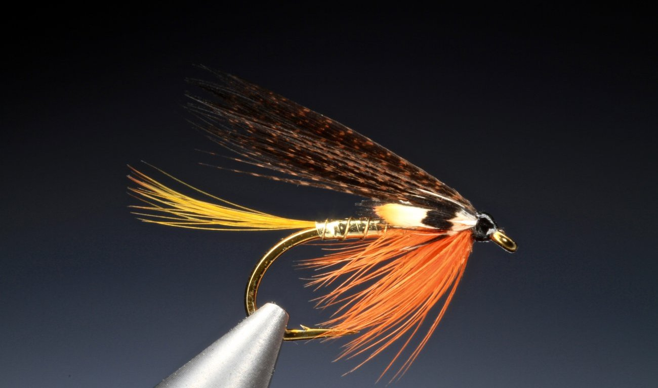fly tying Dunkeld wet fly
