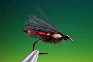 fly tying Cormorant mini lure wet fly
