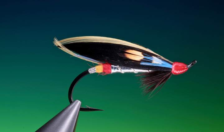 Black Pennel Classic River Still Water Brown Sea Trout Fly Fishing Wet Flies