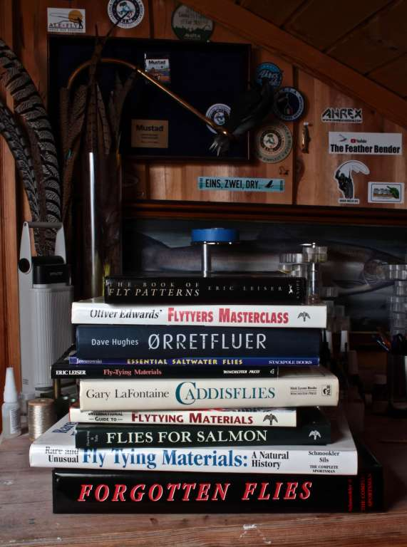 10 Fly Tying Books