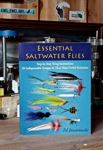 Ed Jaworowski - Essential saltwater flies