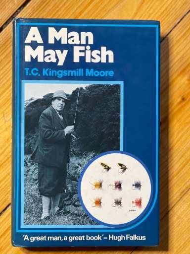 A Man May Fish book