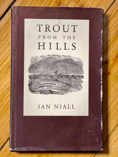 Trout from the hills book