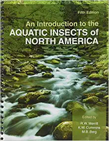 Introduction to the Aquatic Insects of North America book