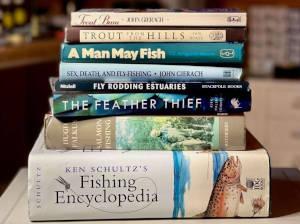 fly fishing books photo