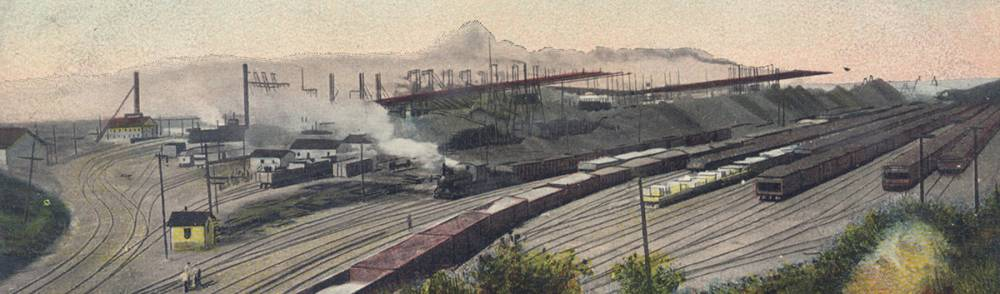 Ashtabula Harbor, a history