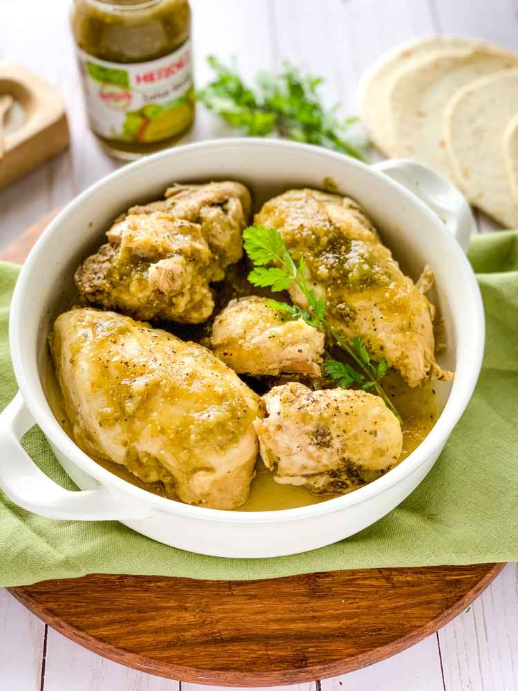 Chicken Chile Verde New recipes to share What's cooking