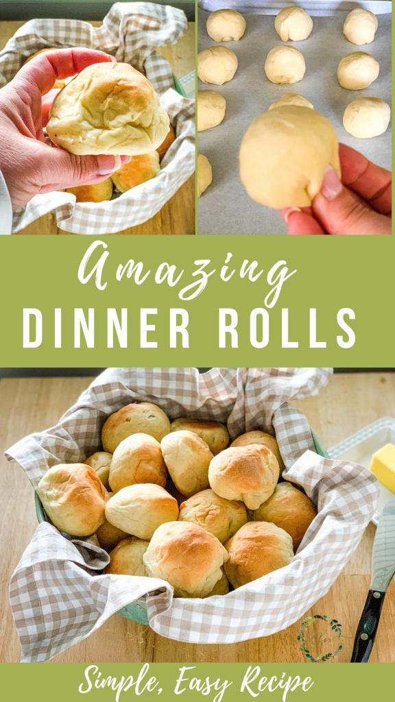 Photos of Old Fashioned Yeast Rolls