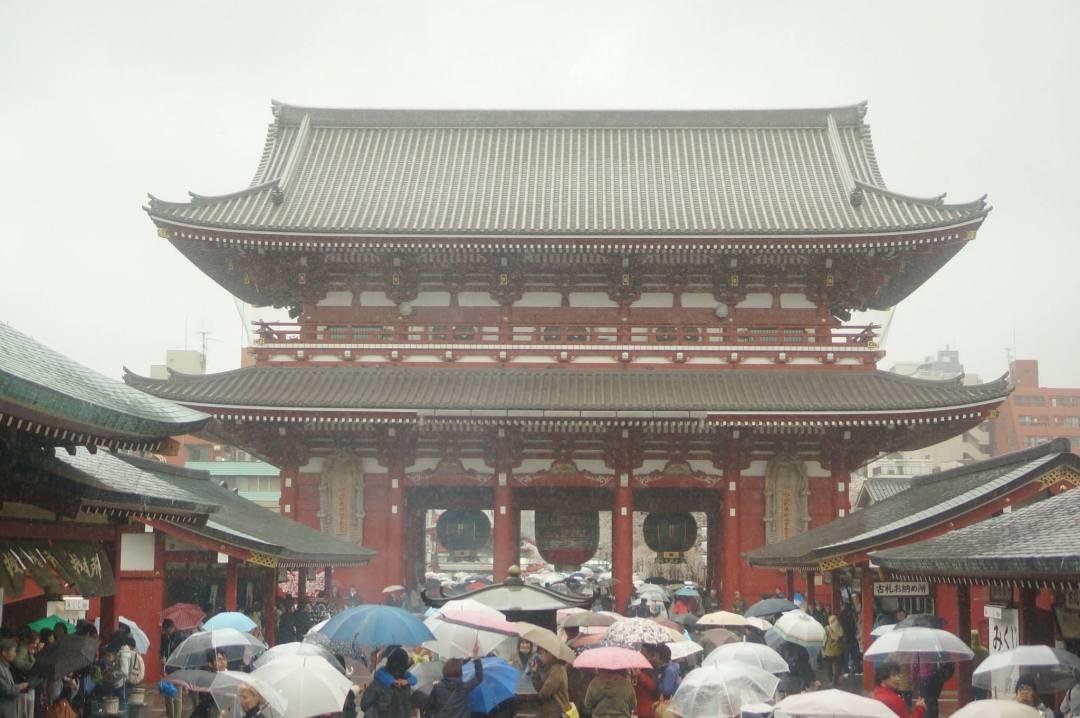 More Asakusa Shrine