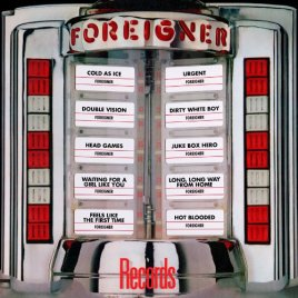 Foreigner - Greatest Hits