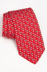 Airplane Silk Tie