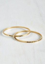 Bon Voyage Bracelets