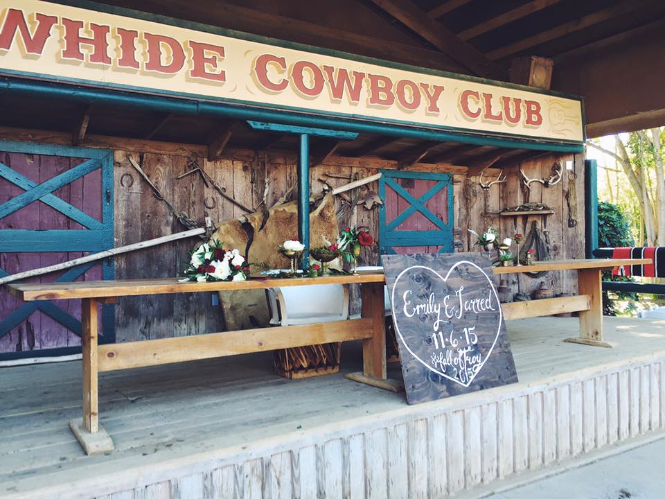 Rawhide Ranch Wedding - The February Fox