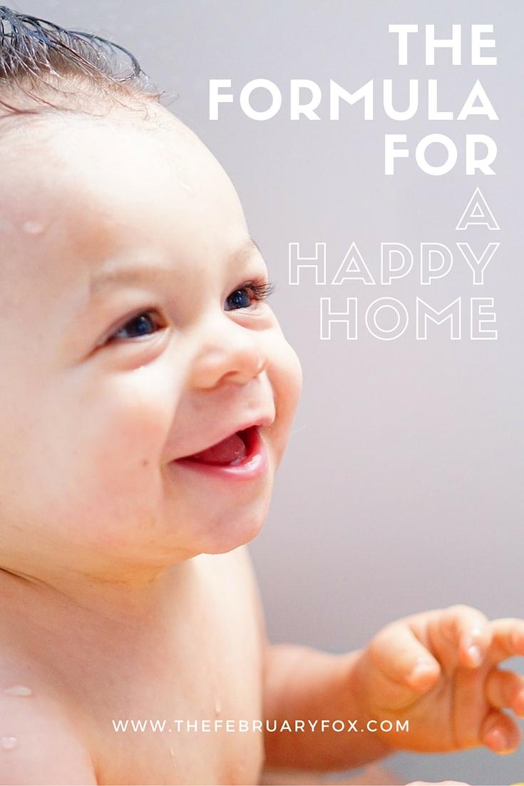 Formula for Happiness - TheFebruaryFox.com