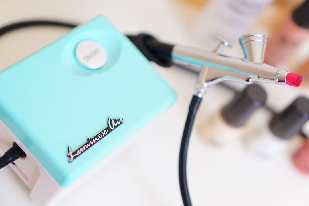 Airbrush Makeup - TheFebruaryFox.com