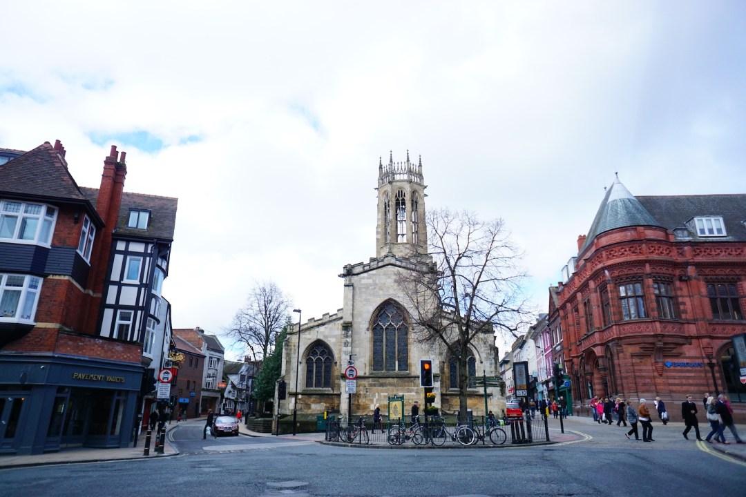 York, England - TheFebruaryFox.com