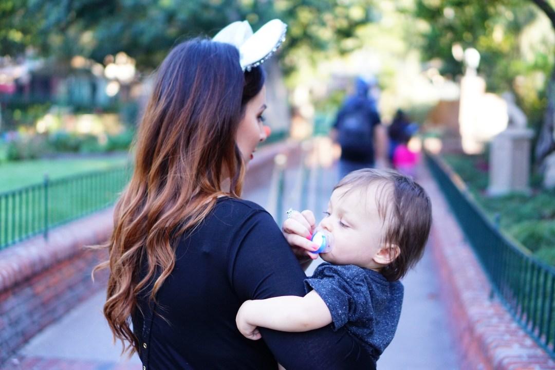 Disneyland with Baby Jogger - TheFebruaryFox.com