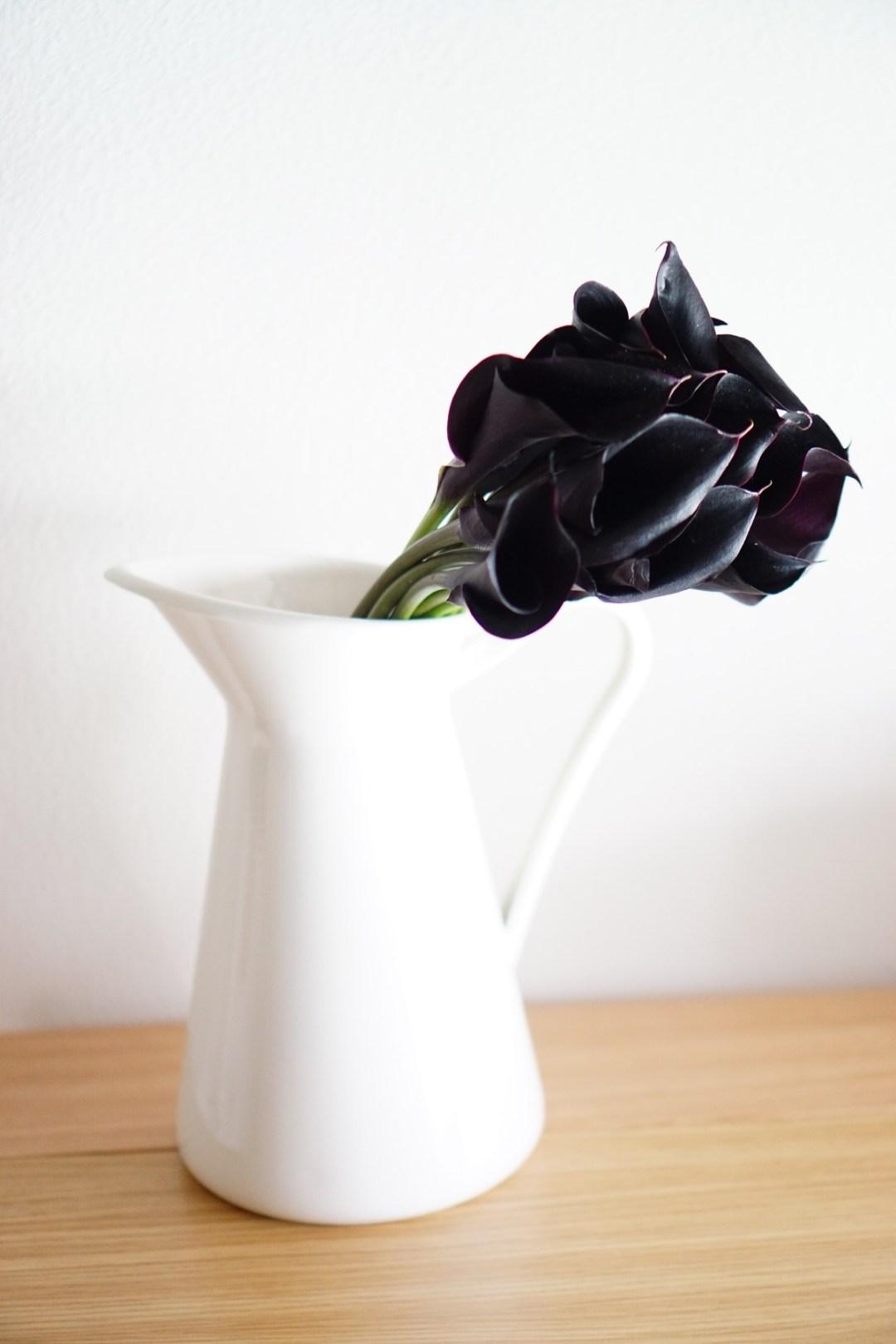 Mini Calla Lilies - TheFebruaryFox.com