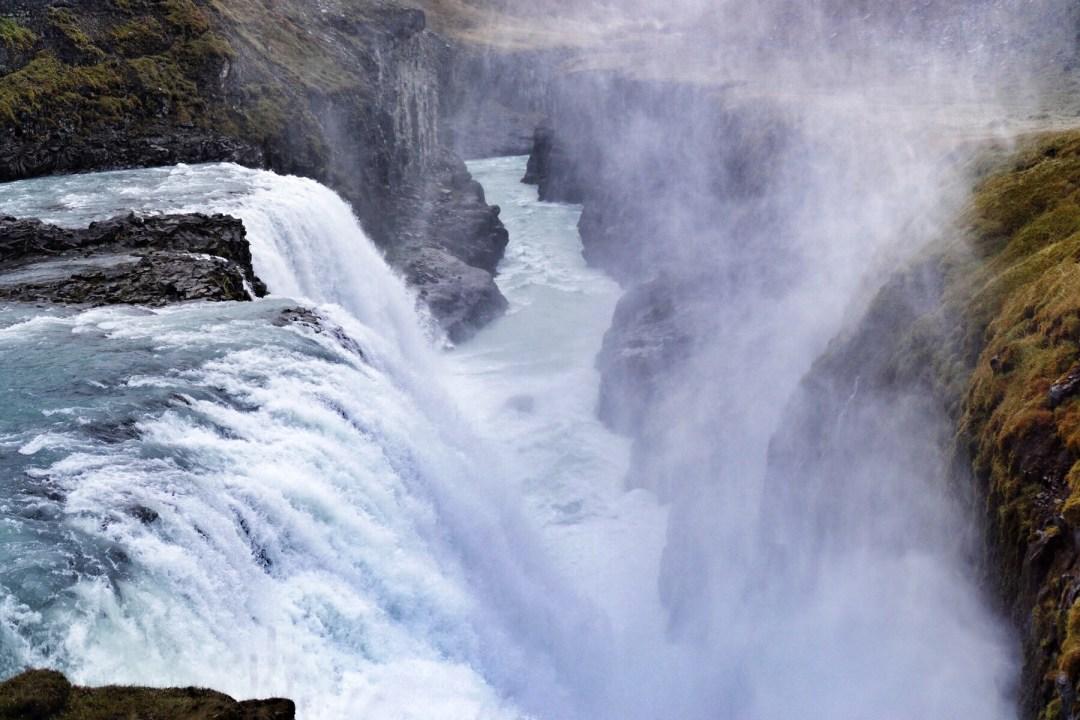 Iceland Travel Series: Gullfoss