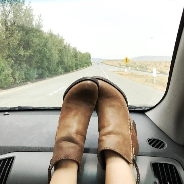 Always thinking about my next adventure thesebootsweremadefordriving PS Any kindredhellip