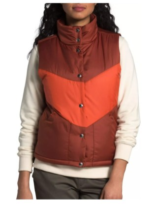 The North Face Women's Sylvester Insulated Vest