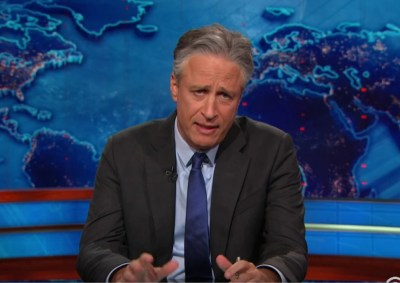 How Jon Stewart And 'The Daily Show' Elected Donald Trump