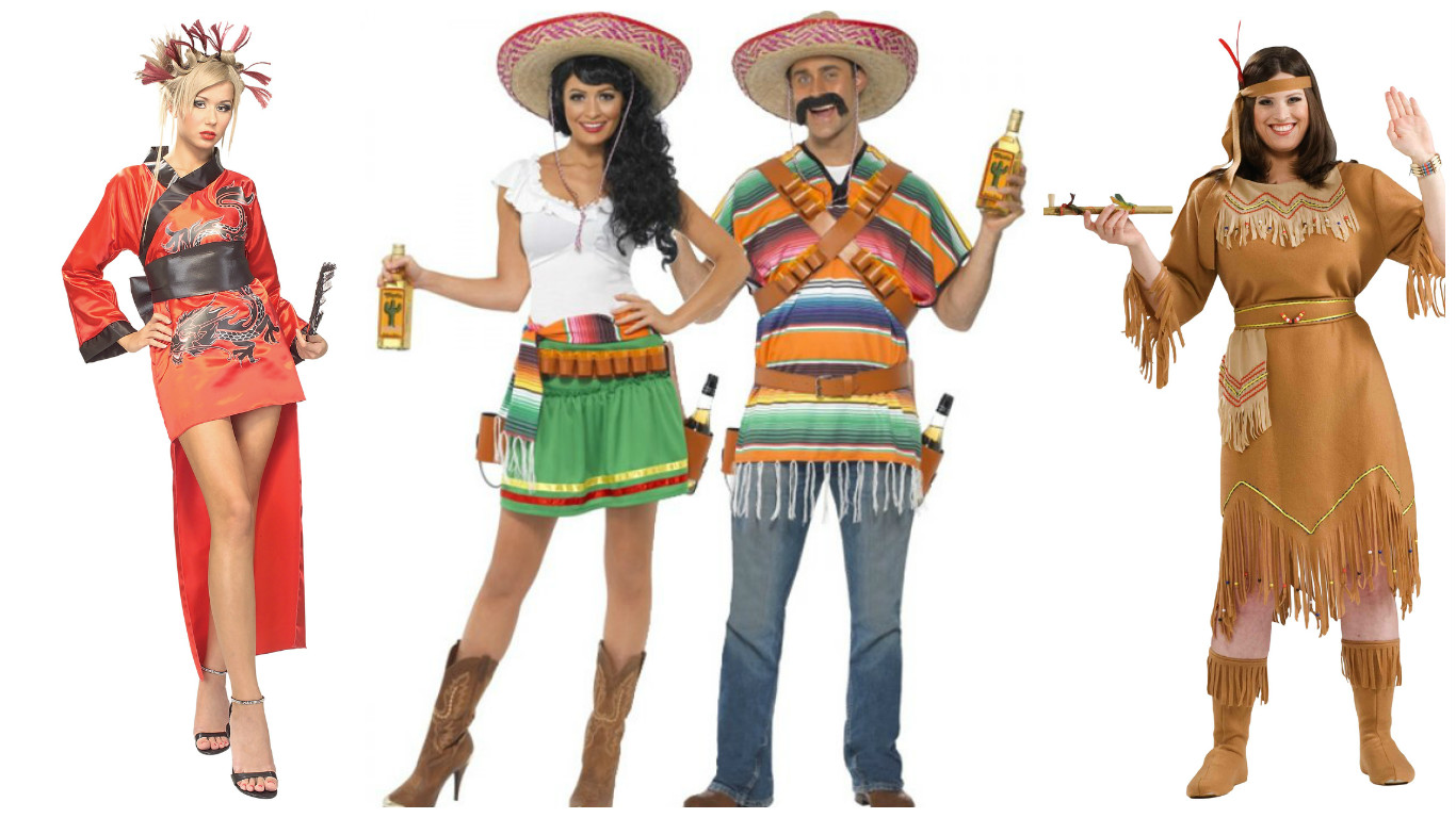 Image result for halloween costumes cultural appropriation